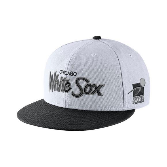 Nike Chicago White Sox Pro Sport Specialties Snapback Hat - Main Container  Image 1 b45faa10160
