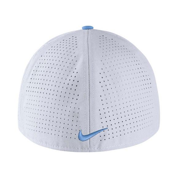 9b6ff0357ebbd9 Nike North Carolina Tar Heels Aerobill Fitted Baseball Cap - Main Container  Image 2