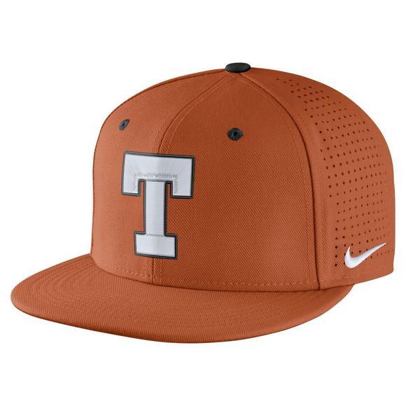 watch 843c6 4b248 ... denmark nike texas longhorns aerobill fitted baseball cap main  container image 1 d7350 b0d6d