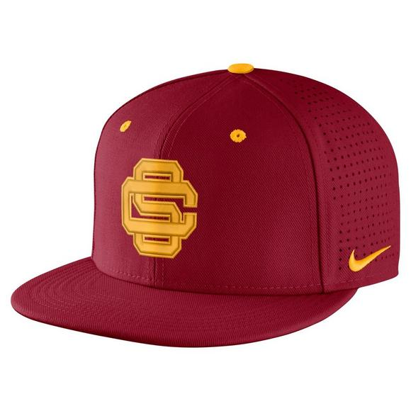 fbad62cad096b ... best price nike usc trojans aerobill fitted baseball cap main container  image 1 74027 edacf