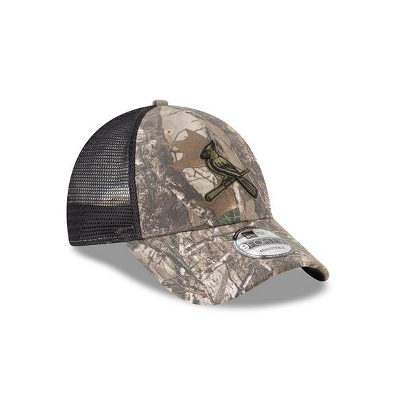 ce107c7f4680 New Era St. Louis Cardinals 9FORTY Realtree Camouflage Adjustable Hat -  Main Container Image 2