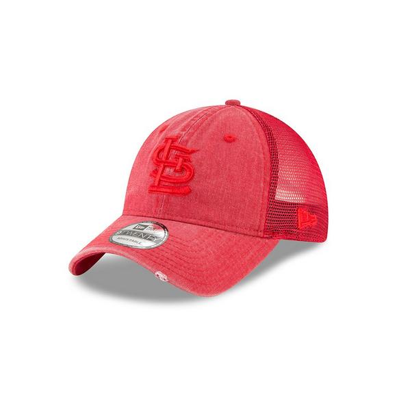 40a8d65fe0d907 ... where can i buy new era st. louis cardinals 9twenty tonal washed  adjustable hat main