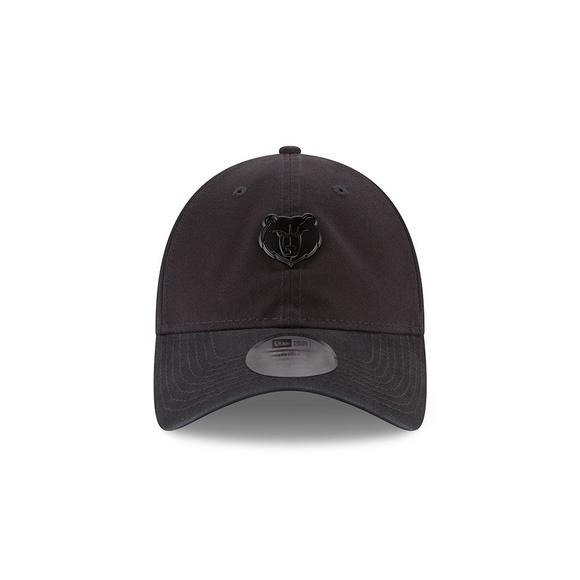 save off 86f38 97a5e New Era Memphis Grizzlies Micro Matte 9TWENTY Adjustable Hat - Main  Container Image 2