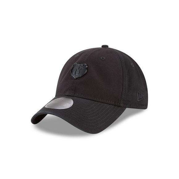 new product d389a cb848 New Era Memphis Grizzlies Micro Matte 9TWENTY Adjustable Hat - Main  Container Image 1