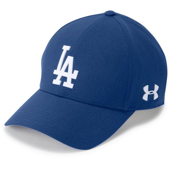 Under Armour Los Angeles Dodgers Driver 2.0 Adjustable Hat - Main Container  Image 1 a61c61cdb017