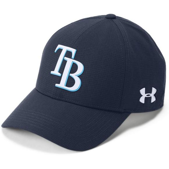 c78e959b9d Under Armour Tampa Bay Rays Driver 2.0 Adjustable Hat