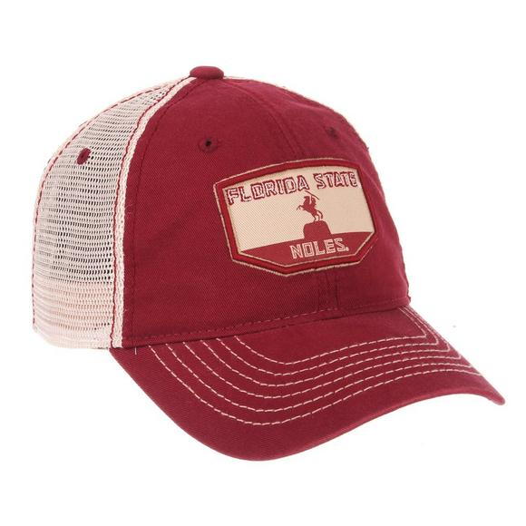 6932b7f5b25e05 Zephyr Florida State Seminoles Trademark Hat - Main Container Image 2