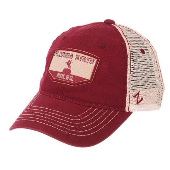 0b341010d904a0 Zephyr Florida State Seminoles Trademark Hat - Main Container Image 1