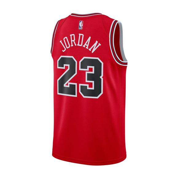 d3a1fa4efbe Nike Men s Chicago Bulls Michael Jordan Icon Edition Swingman Jersey - Main  Container Image 2