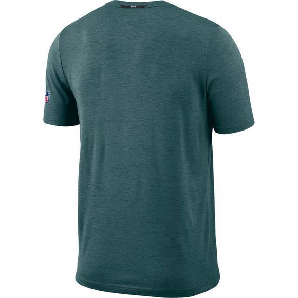 0f1731bf84f2 Nike Men s Philadelphia Eagles Dri-Fit Coach Short Sleeve T-Shirt - Main  Container