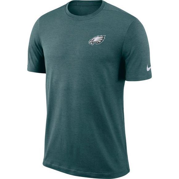 32034924a59 Nike Men s Philadelphia Eagles Dri-Fit Coach Short Sleeve T-Shirt - Main  Container