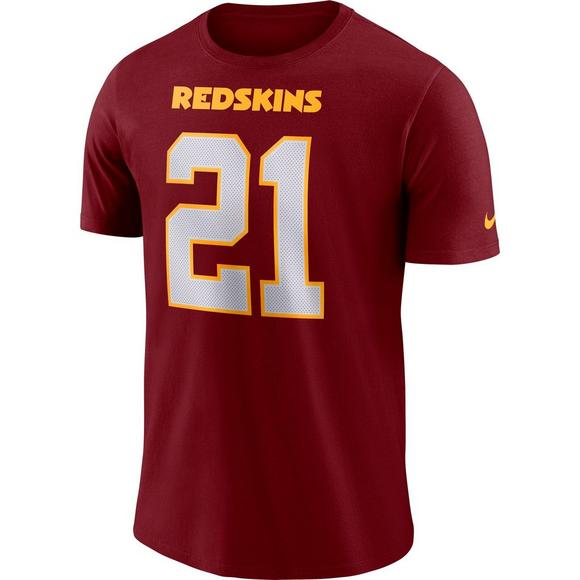 Nike Men s Washington Redskins Sean Taylor Player Pride Name   Number T- Shirt - Main 52f8a4304