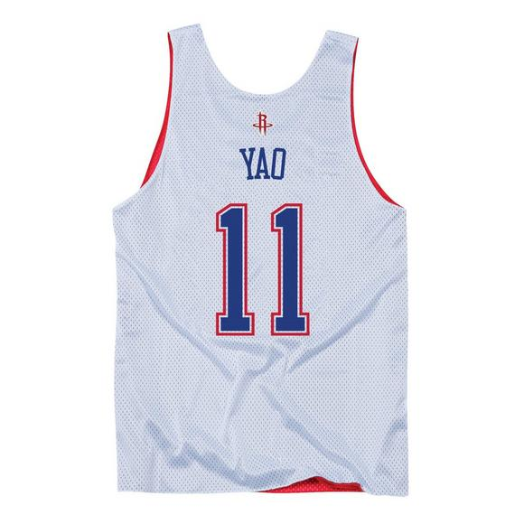 low cost e6592 99764 Mitchell & Ness Men's Yao Ming Houston Rockets All Star ...
