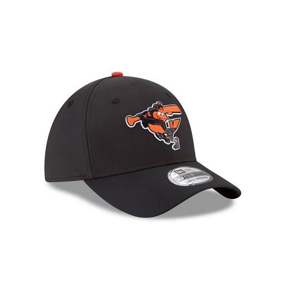 New Era Baltimore Orioles 39THIRTY On Field Batting Practice Stretchfit Hat  - Main Container Image 2 c5d965d6398