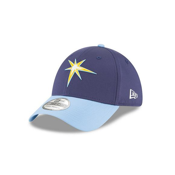 New Era Tampa Bay Rays 39THIRTY On Field Batting Practice Stretchfit Hat -  Main Container Image d72e09387f8