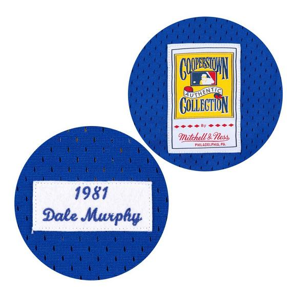 ebca4592fa5 Mitchell and Ness Dale Murphy Atlanta Braves Batting Practice Jersey - Main  Container Image 3