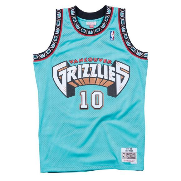 ba580a94143d Mitchell   Ness Men s M. Bibby Vancouver Grizzlies Swingman Jersey - Main  Container ...