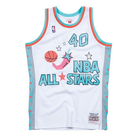 new style c4638 00fb2 Mitchell & Ness Shawn Kemp West All Star Swingman Jersey