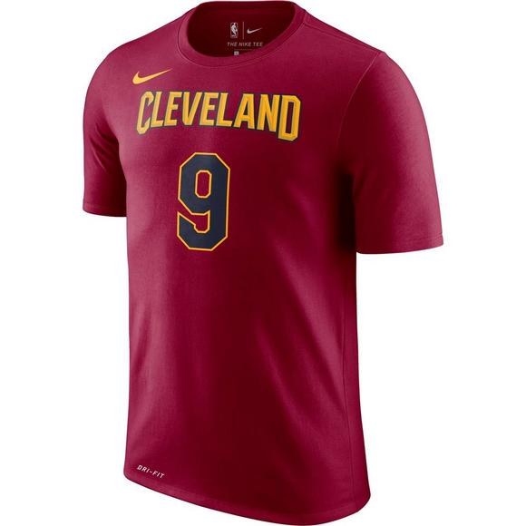7053e2f1b ... promo code for nike mens cleveland cavaliers dwayne wade name number t  shirt main container image