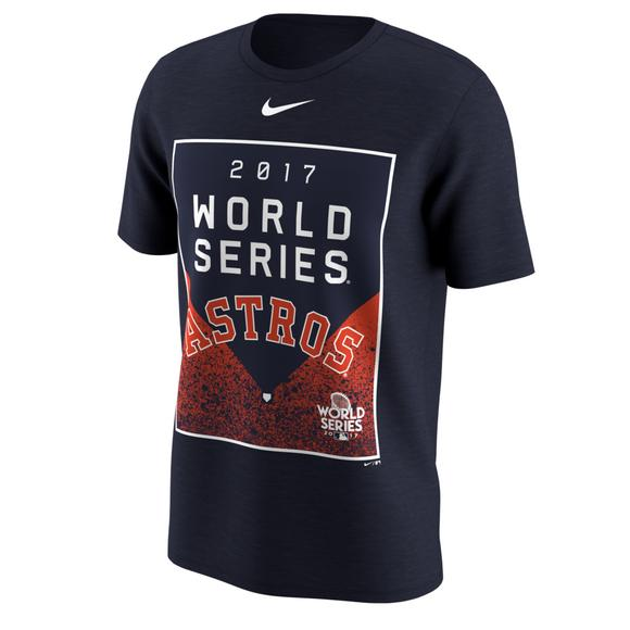 quality design 032a5 65a9a Nike Men's Houston Astros World Series Bound T-Shirt ...