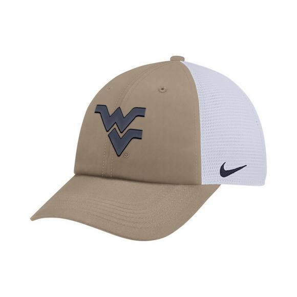 e74584b5896 Nike West Virginia Mountaineers Heritage86 Trucker Alternate Hat - Main  Container Image 1