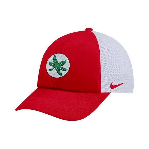 ad5a6ade583 Nike Ohio State Buckeyes Heritage86 Trucker Alternate Hat - Main Container  Image 1