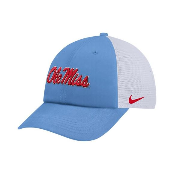 97bbb1c489d1d Nike Ole Miss Rebels Heritage86 Trucker Alternate Hat - Main Container  Image 1