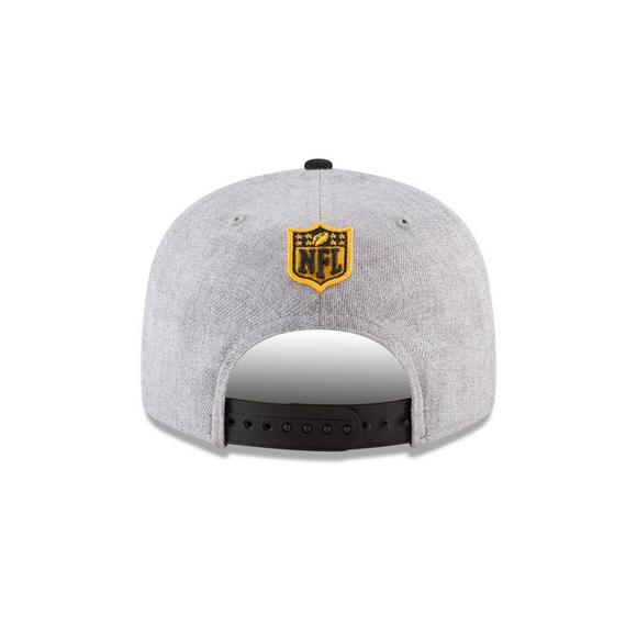 watch e2e6a 503f8 New Era Pittsburgh Steelers 2018 On Stage 9FIFTY Snapback Hat - Main  Container Image 3