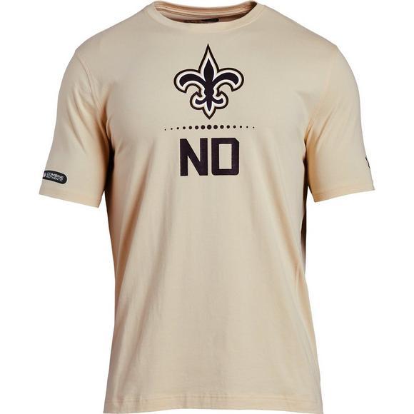 new style 55e83 14cc9 Under Armour Men's New Orleans Saints Combine Lockup T-Shirt ...