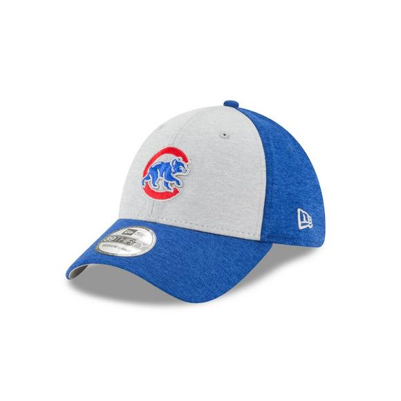 9d86efdb84d New Era Chicago Cubs Shaded Classic 39THIRTY Stretch Fit Hat - Main  Container Image 1