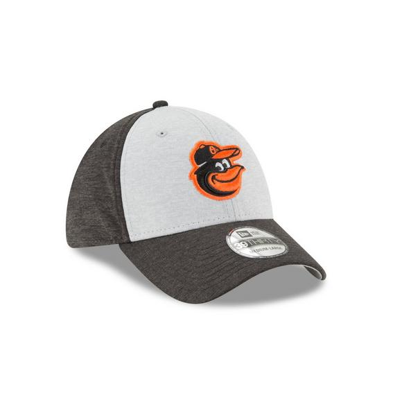 check out fff8e 240b1 New Era Baltimore Orioles Shaded Classic 39THIRTY Stretch Fit Hat - Main  Container Image 2