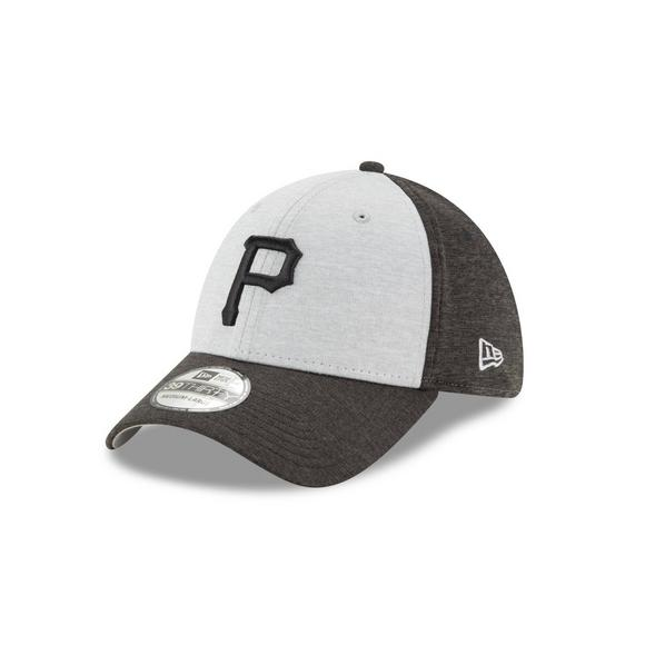 New Era Pittsburgh Pirates Shaded Classic 39THIRTY Stretch Fit Hat - Main  Container Image 1 eb9dca9660b2