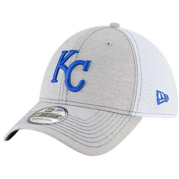 2dd23994 New Era Kansas City Royals Shaded Classic 39THIRTY Stretch Fit Hat