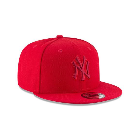 da965d22889 New Era New York Yankees League Pop 9FIFTY Snapback Hat - Main Container  Image 2