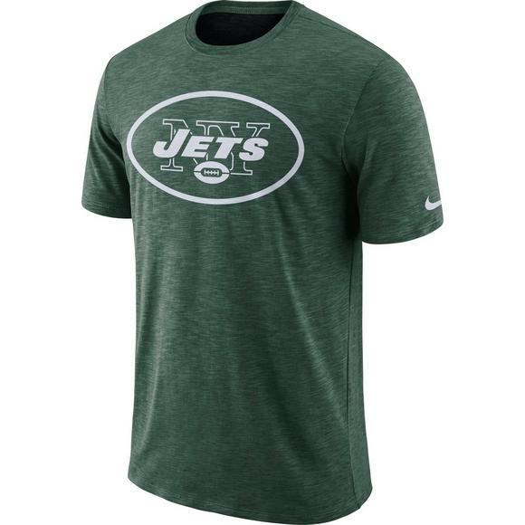 737aa1e31 Nike Men s New York Jets Dri-Fit Cotton Slub T-Shirt - Main Container