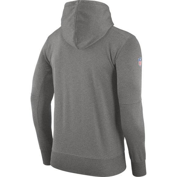 uk availability b0612 b7968 Nike Men's Pittsburgh Steelers Therma-Fit Fleece Hoodie ...