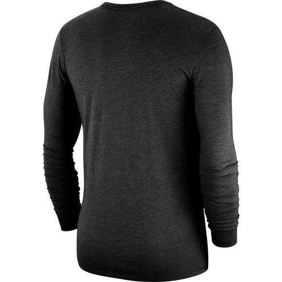 068e8d827 Nike Men's New Orleans Saints Historic Crackle Long Sleeve T-Shirt - Main  Container Image