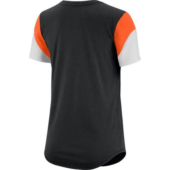 Nike Women s Cincinnati Bengals Tri-Blend Team T-Shirt - Main Container  Image 2 60b357aac