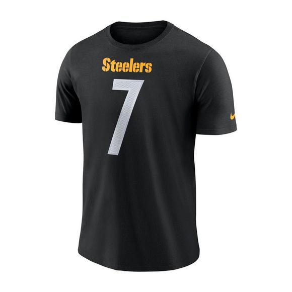 check out b62e0 1442c Nike Men's Pittsburgh Steelers Ben Roethlisberger Player ...