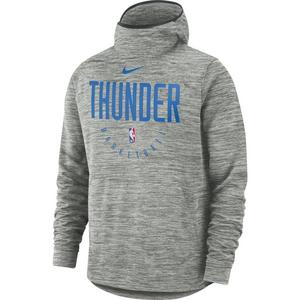 c16440ea Nike Men's Oklahoma City Thunder Spotlight Hoodie ...