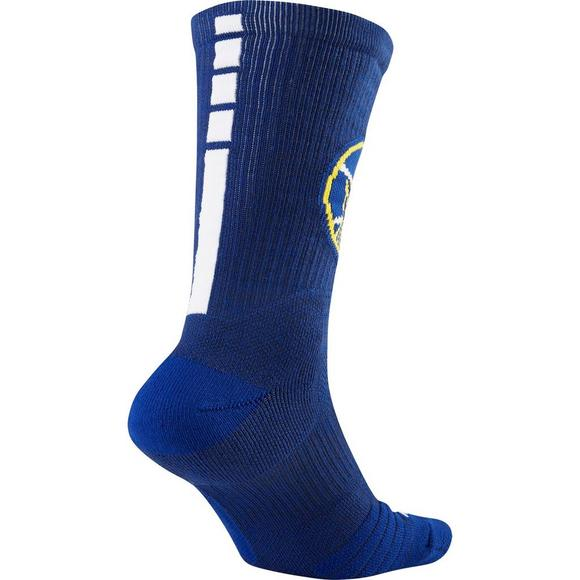 91bbb87575b7 Nike Golden State Warriors Elite NBA Crew Socks - Main Container Image 2