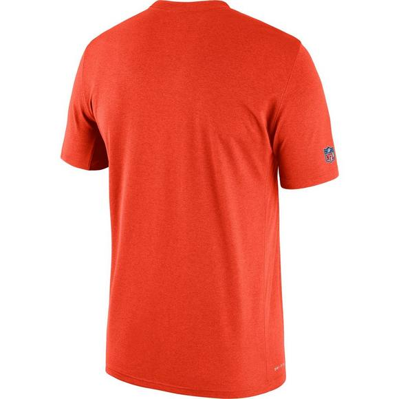 2eb8a5ed0 Nike Men's Cleveland Browns Legend Sideline Seismic Graphic Short Sleeve T- Shirt - Main Container