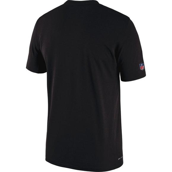 48568d59 Nike Men's Baltimore Ravens Legend On-Field Seismic Dri-Fit T-Shirt ...