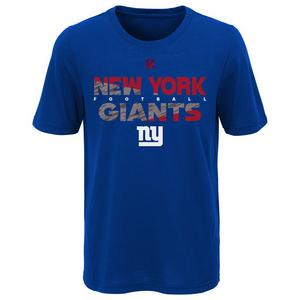 bbc0f91ab Gen 2 Youth New York Giants Flux Ultra Team T-Shirt