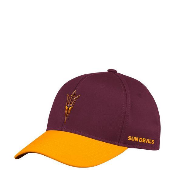 outlet store de32b d61d2 adidas Arizona State Sun Devils Sideline Flex Hat - Main Container Image 1