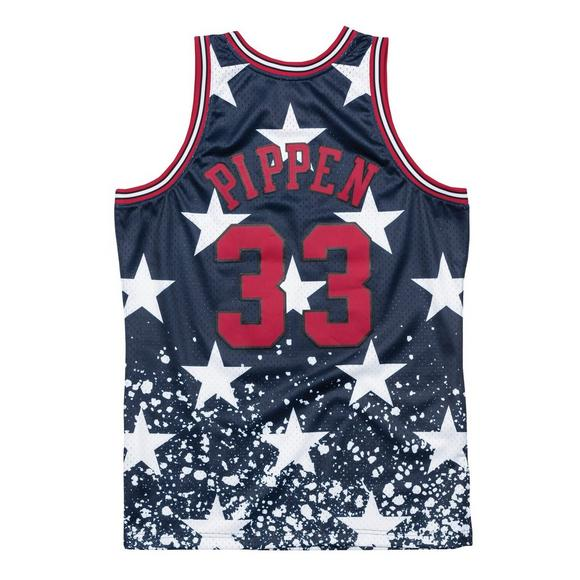 new product 1e988 5a0ec low price chicago bulls blue jersey d289a 7b855