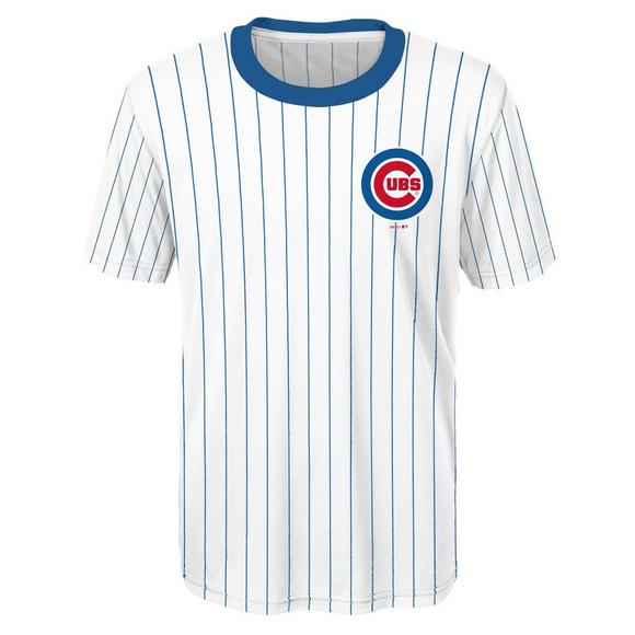 low priced ce38d a7409 Gen 2 Youth Chicago Cubs Custom Sublimated MLB Jersey Tee ...