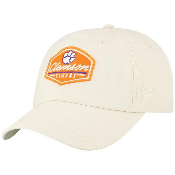e0789997ce0bb ... where to buy top of the world clemson tigers onward adjustable khaki  hat main container image ...