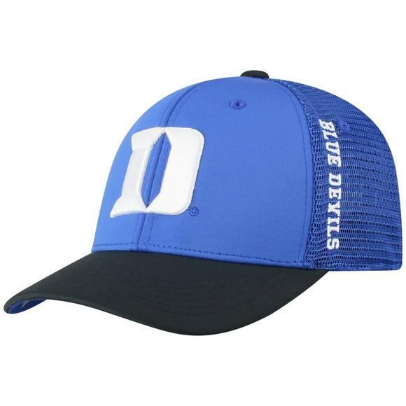 Top of the World Duke Blue Devils Chatter 1Fit Stretch Fit Hat - Main  Container Image ef14b197b0b