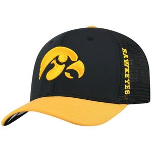 pretty nice e92ed abb53 ... cap 2674f 65d65  low cost top of the world iowa hawkeyes chatter 1fit  stretch fit hat 07b7c 33110